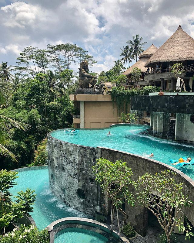 Dreaming about my last trip to Bali, in January 2020
